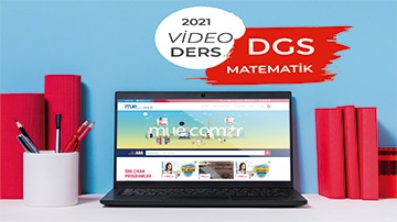 2021 DGS  Matematik Video Ders