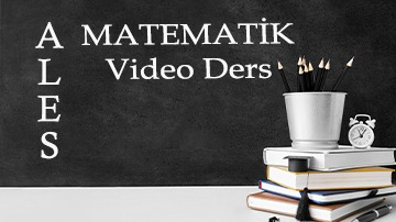 2020 ALES Matematik Video Ders